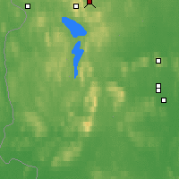 Nearby Forecast Locations - Kittila Kenttarova - Map