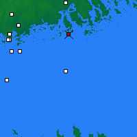 Nearby Forecast Locations - Porvoo - Map