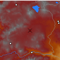Nearby Forecast Locations - Kars - Map