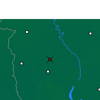 Nearby Forecast Locations - Khulna - Map