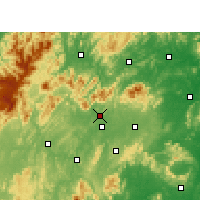 Nearby Forecast Locations - Xinshao - Map