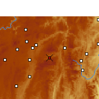 Nearby Forecast Locations - Longli - Map