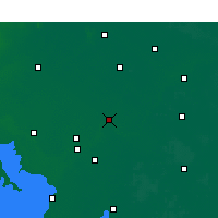 Nearby Forecast Locations - Lianshui - Map