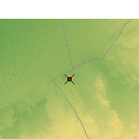 Nearby Forecast Locations - Ghadames - Map