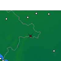 Nearby Forecast Locations - Balurghat - Map