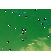 Nearby Forecast Locations - Bihar Sharif - Map