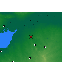 Nearby Forecast Locations - Morbi - Map