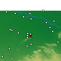 Nearby Forecast Locations - Sheikhpura - Map