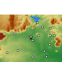 Nearby Forecast Locations - Suriyampalayam - Map