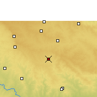 Nearby Forecast Locations - Umarga - Map