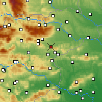 Nearby Forecast Locations - Poljčane - Map