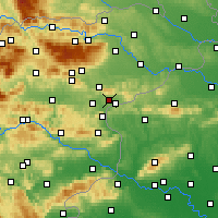 Nearby Forecast Locations - Rogaška Slatina - Map
