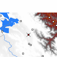 Nearby Forecast Locations - Viacha - Map