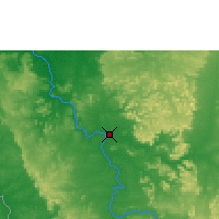 Nearby Forecast Locations - Bafoulabé - Map