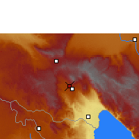 Nearby Forecast Locations - Katumba - Map