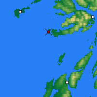 Nearby Forecast Locations - Iona - Map