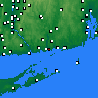 Nearby Forecast Locations - Groton - Map
