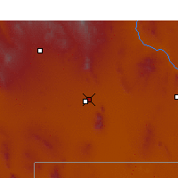Nearby Forecast Locations - Deming - Map