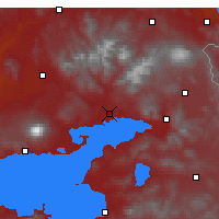 Nearby Forecast Locations - Erciş - Map