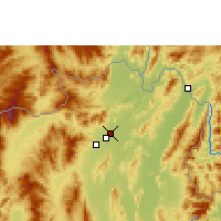 Nearby Forecast Locations - Rim Kok - Map