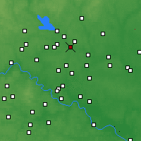 Nearby Forecast Locations - Shchyolkovo - Map