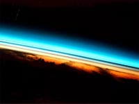 An analysis of the earth surrounded by a blanket of air which we call the atmosphere